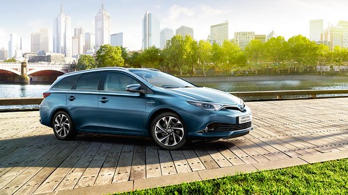 Toyota Auris Touring Sports 2015 Exterior | by Toyota Motor Europe