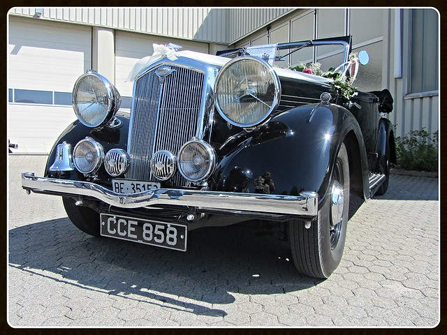 Wolseley 14/56 Tourer, 1937