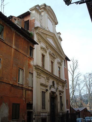 Oratorio_del_Gonfalone | by cristiana.piraino