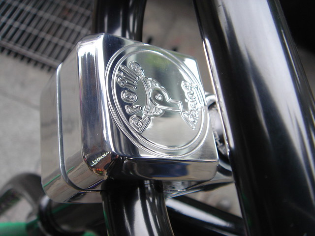 Profile racing pro XL stem | Polished | Tiger fixie | Flickr
