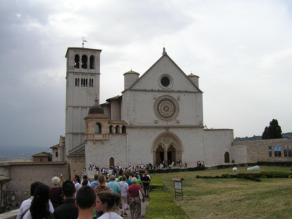 assisi san francesco basilica