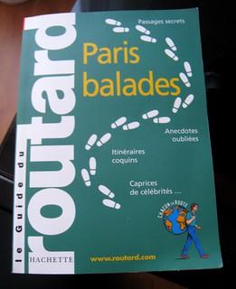Routard - Paris balades