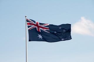 Australian flag | by Christian Haugen