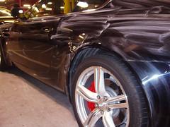 Pulir coche. Aston Martin Vantage 420 CV