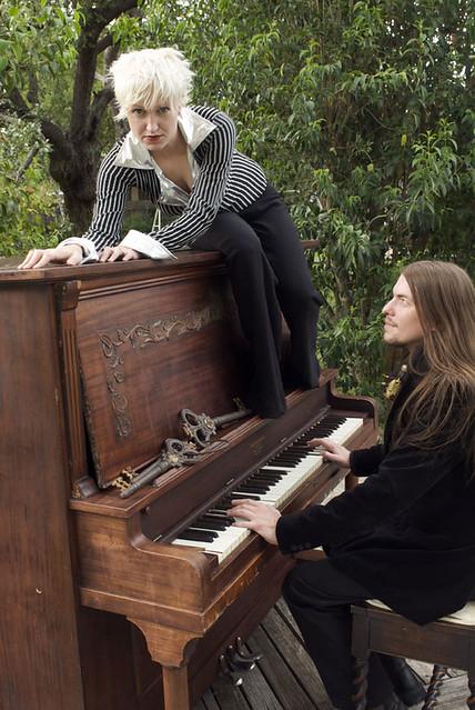Piano Creatures
