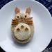How to make Totoro sandwich