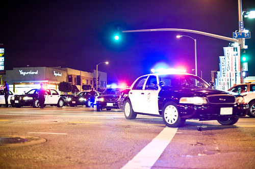"""""""We have ascertained that we don't need 50 cars""""  LAPD gives bogus, frivolous, and spiteful citations to cyclists 