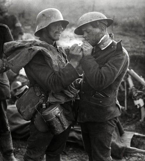 Christmas 1914.Christmas 1914 Truce Aluizbsilva Flickr