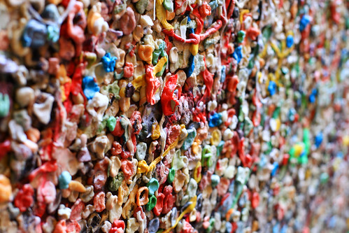Wall of Gum | by recompose