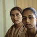 Two young women in Mumbai
