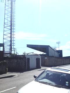 Plainmoor Stadium: The Pop Side