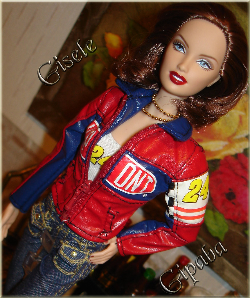 Barbie Ferrari Gisele Flickr