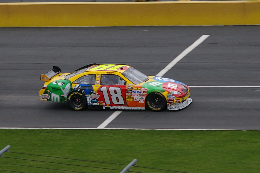 Bet on Darlington NASCAR race
