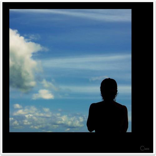 "blue portrait silhouette cisco thailandia krabi railay cluods inthesky photographia hatphranang platinumheartaward artofimages ""photographia"" bestcapturesaoi"