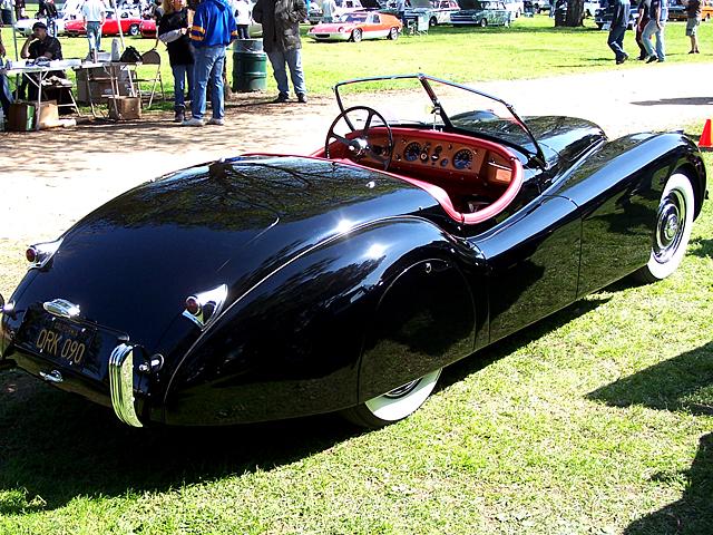 Jag roadster 4