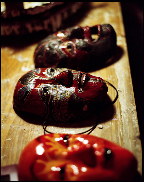 masks of chenfei