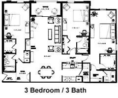 Arden Villas Flat 3bd Floor Plan For My Apartment Flickr