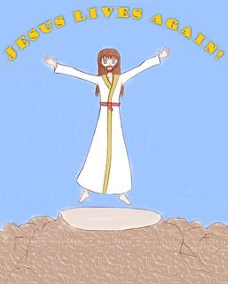 Jesus Christ Lives Again!
