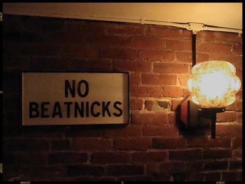 No Beatnicks | by Man & His World