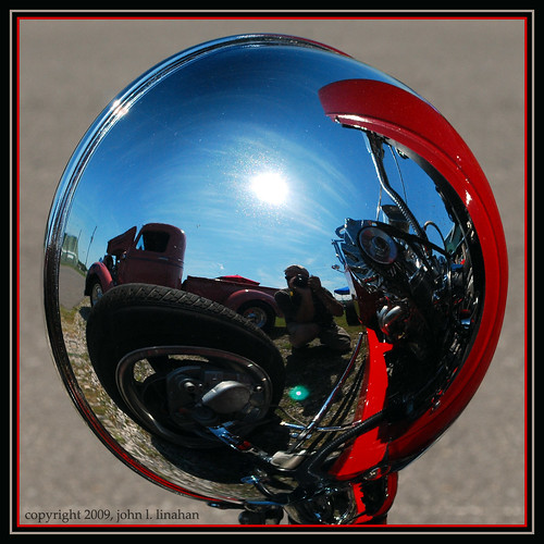 blue red selfportrait reflection ford photoshop 1932 square nikon framed chrome cropped headlight 2009 32 carshow rayne roadster d60 squircled 6426 frogcapitaltour
