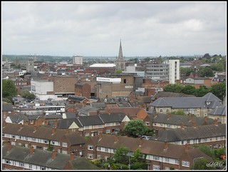 Ipswich from Civic College roof