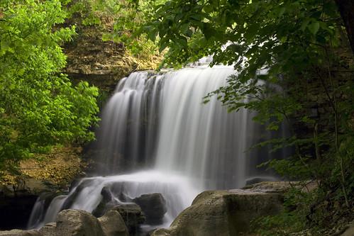 waterfall bellavista tanyardcreek