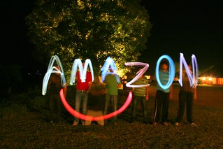 Amazon, long exposed. | by Karims