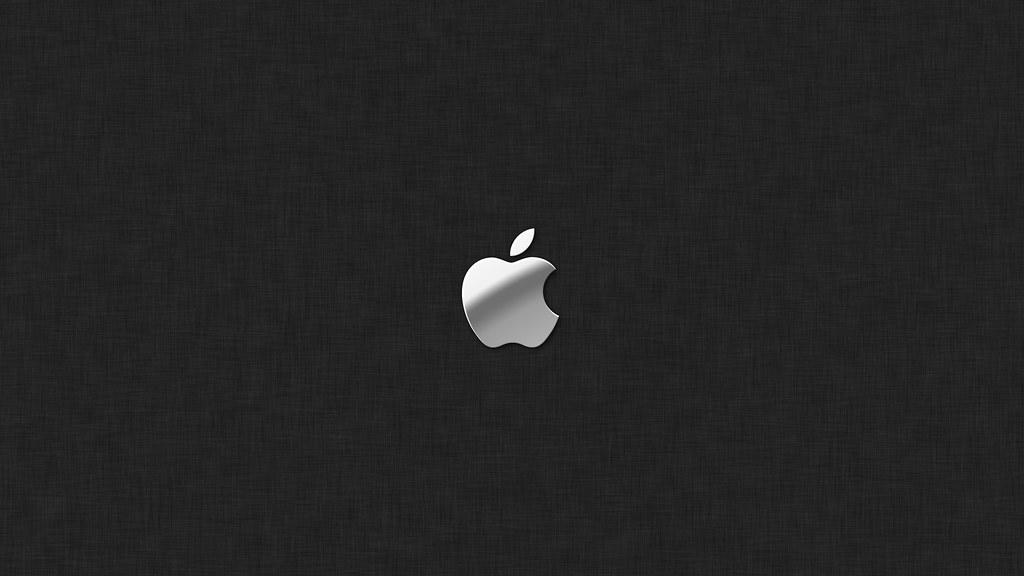 Very Dark Apple Logo Wallpaper Tutorial Keepcalmanddrinkt