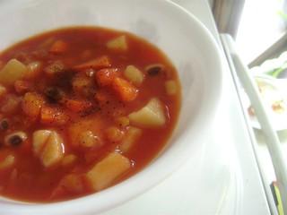 Tomato Soup   by wisdomlight