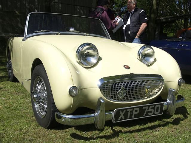 Austin Healey Sprite Sports Car 1961 Austin Healey Sprit Flickr