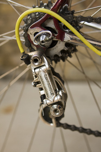 Rear Derailleur Detail | by Second City Warehouse