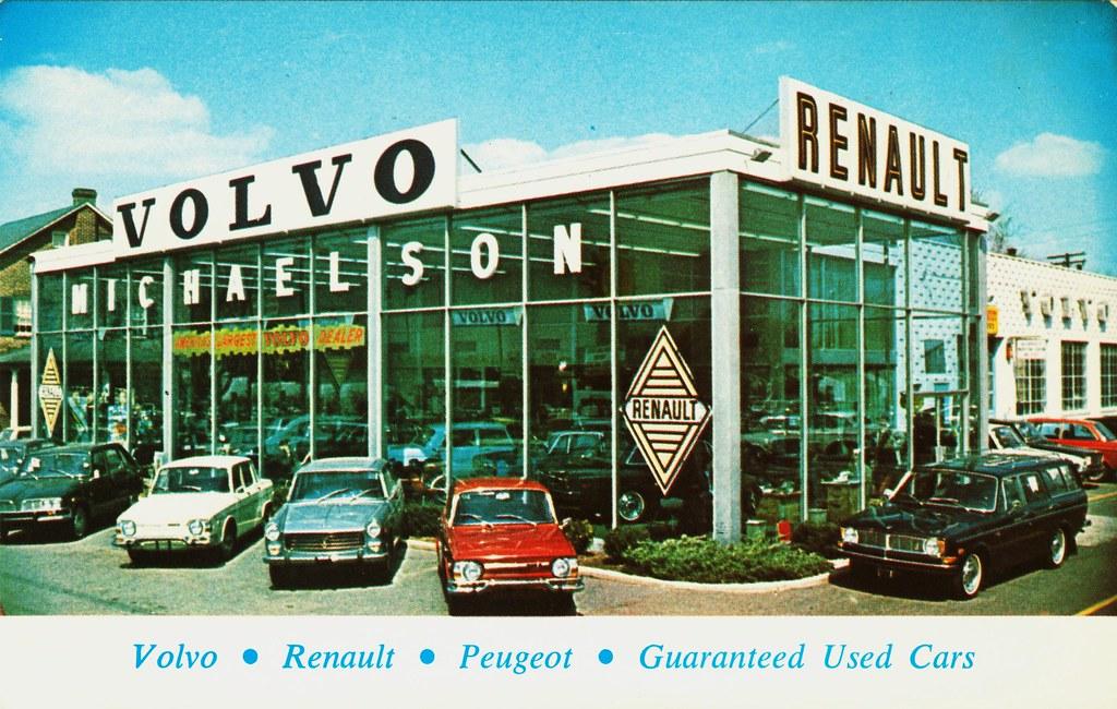 Michaelson Motors Volvo Renault Peugeot Baltimore Md Flickr