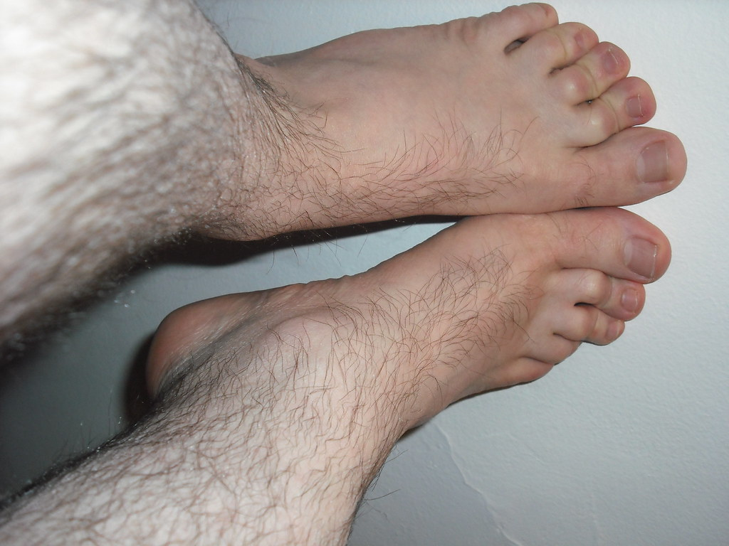 Hairy legs have do women why The Number