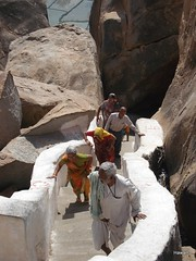 Climbing for Darshan (Prayer) | by everlutionary