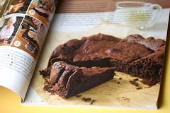 Paula Deen's Deep Dark Chocolate Truffle Cake | by Bakerella