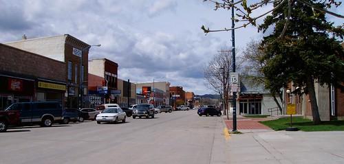 southdakota meadecounty sturgis blackhills downtowns westriversouthdakota sd northamerica unitedstates us