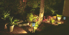 nice outdoor lighting | by johnclarkemills