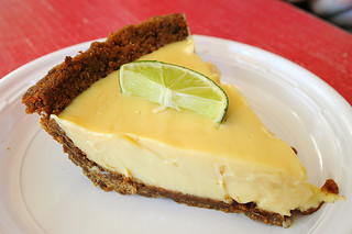 Photo of Easy Key Lime Pie | by Foodista