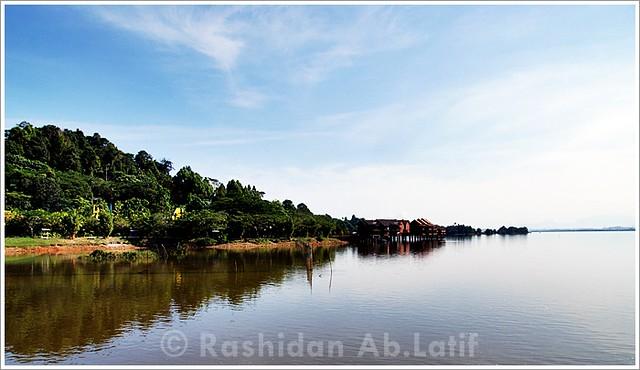 Bukit Merah Lake Town Resort
