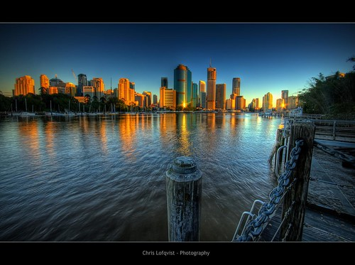 reflection sunrise river brisbane bec hdr sigma1020 6exp mywinners canon400d anawesomeshot infinestyle theunforgettablepictures