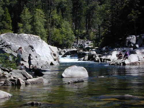 Calaveras - Stanislaus River (North Fork)