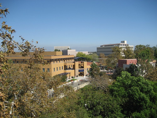 UCI Student Center, 2007 | by Kelson