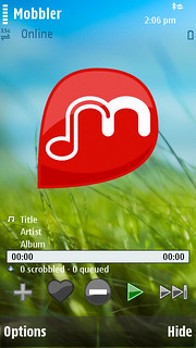 Mobbler on my N97