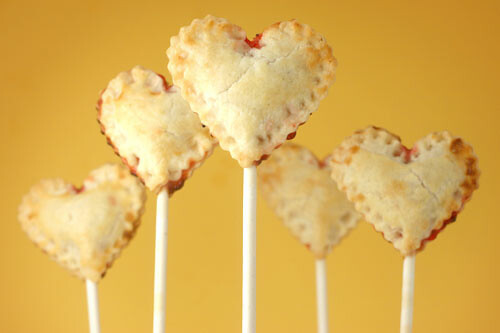 I heart pie pops | by Bakerella
