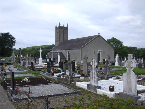 St Mary's Church, Inniskeen - now home of the Kavanagh Resource Centre