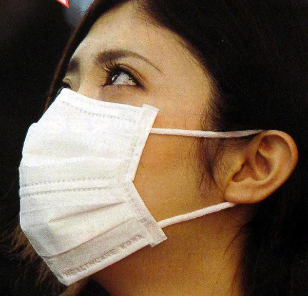 Face masks, Japan