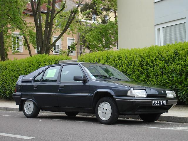 citro n bx mill sime 1991 c 39 est ma voiture et je la vends flickr