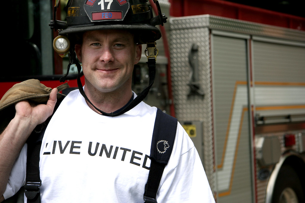 John Buck - Tulsa Fire Department, Lives United