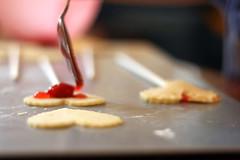 Pie filling | by Bakerella