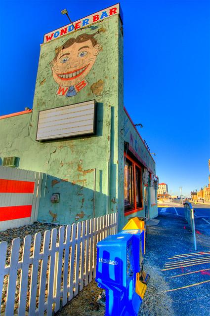 Asbury Park, NJ_- The Wonder Bar